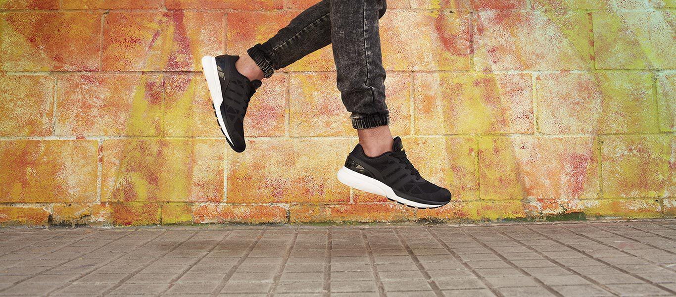 Men S Neo Cloudfoam Flow  Running Shoe Model