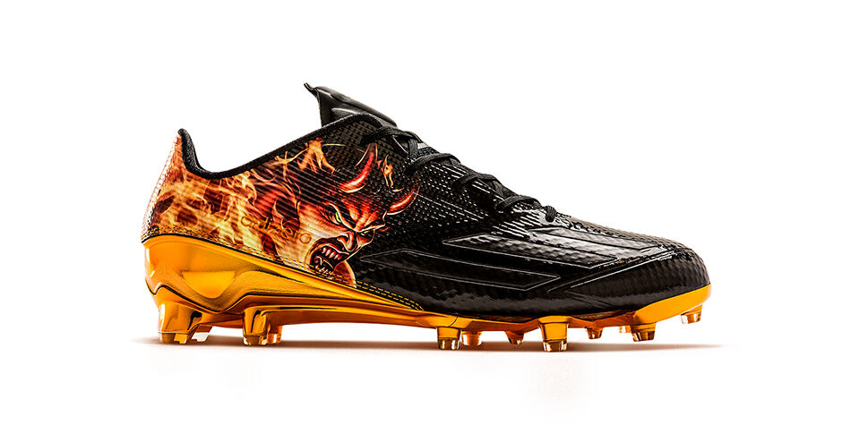 Adidas Football Cleats Lion
