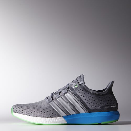 adidas - Hommes Climachill Ride Boost Shoes Mid Grey S14/Iron Met./Grey B44549
