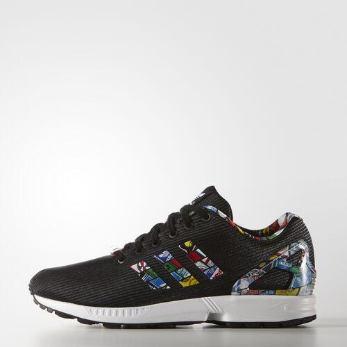 adidas - Men's ZX Flux Shoes Core Black/White/Core Black S77720