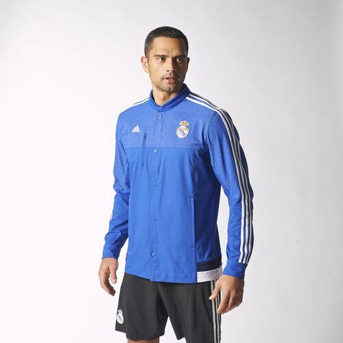 adidas - Men's Real Madrid Anthem Jacket Black M36393