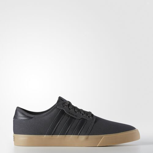 adidas - Hommes Seeley Shoes Dgh Solid Grey / Shadow Black S16-St / Gum4 F37425
