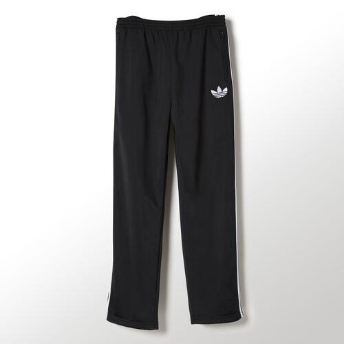 adidas - Hommes Firebird Track Pants Black / White X41215