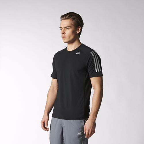 adidas - Men's Cool365 Tee Black S18243