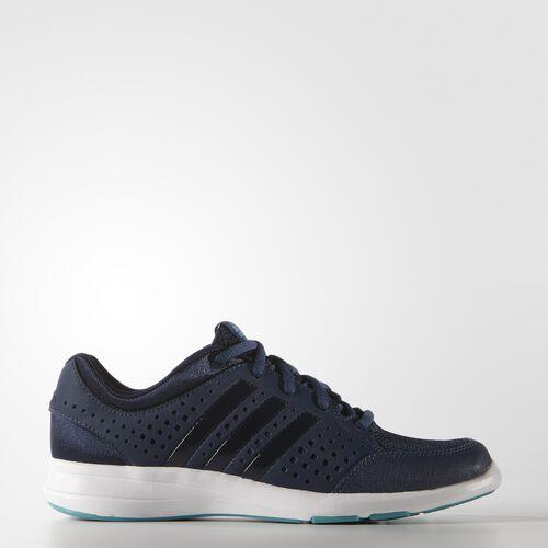 adidas - Women's Arianna III Shoes Blue/Collegiate Navy/Shock Green AF5865