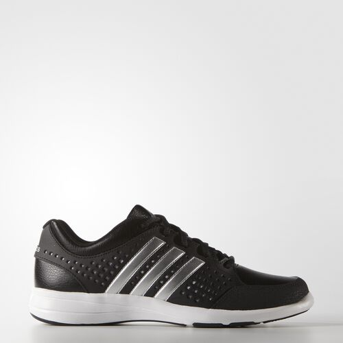 adidas - Women's Arianna 3 Shoes Core Black/Silver Metallic/White AF5861