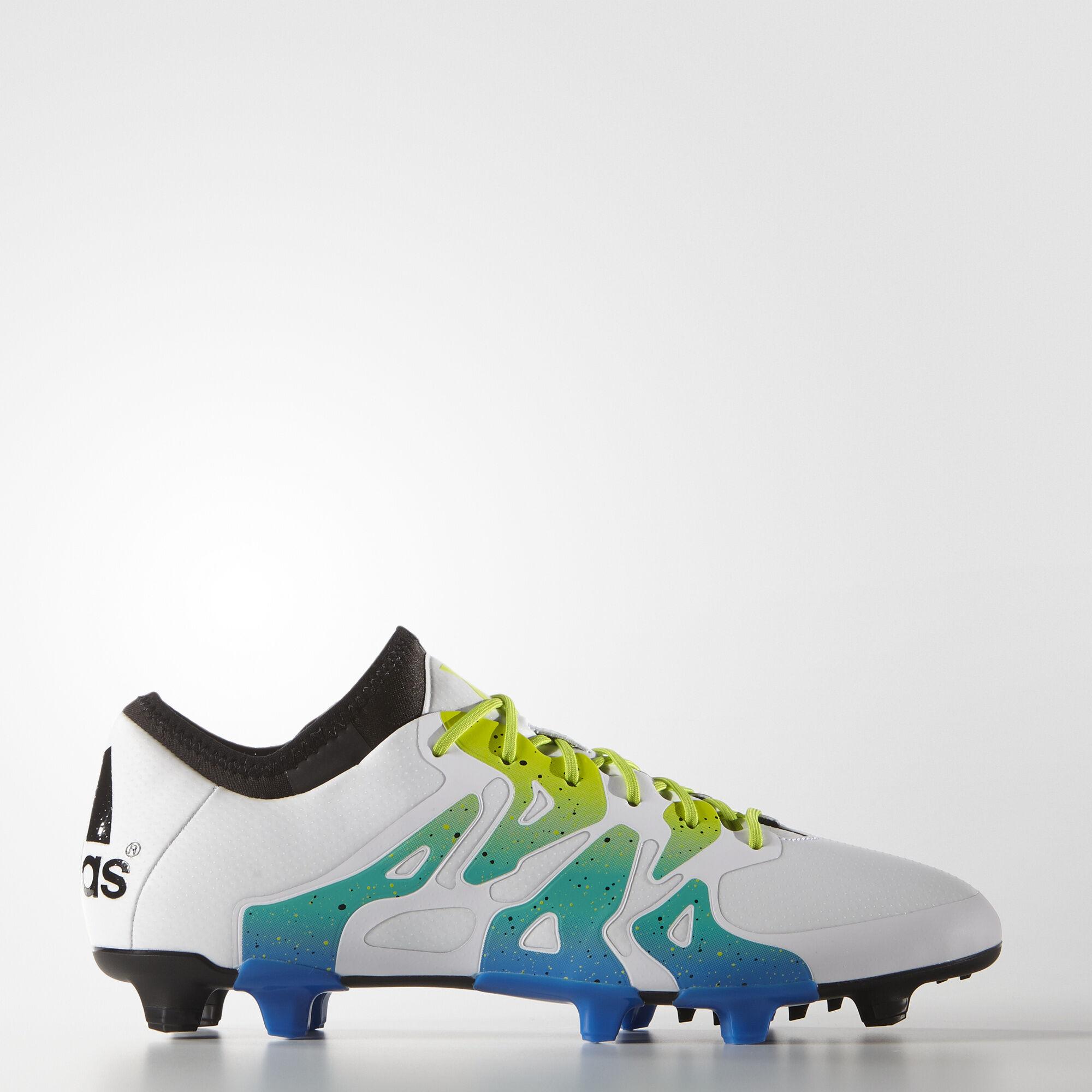 Adidas guayos para suelo firme c sped artificial x 15 1 - Cesped artificial colombia ...