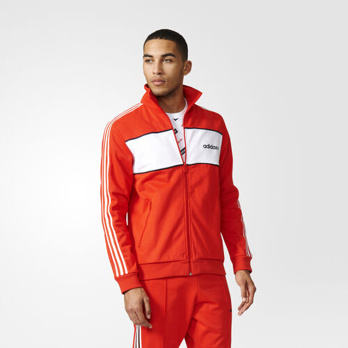 Men's Block Track Jacket Adidas