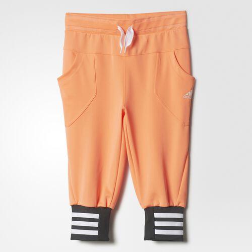 adidas - Enfants Rock-It Three-Quarter Pants SUNGLO/WHITE AK1968