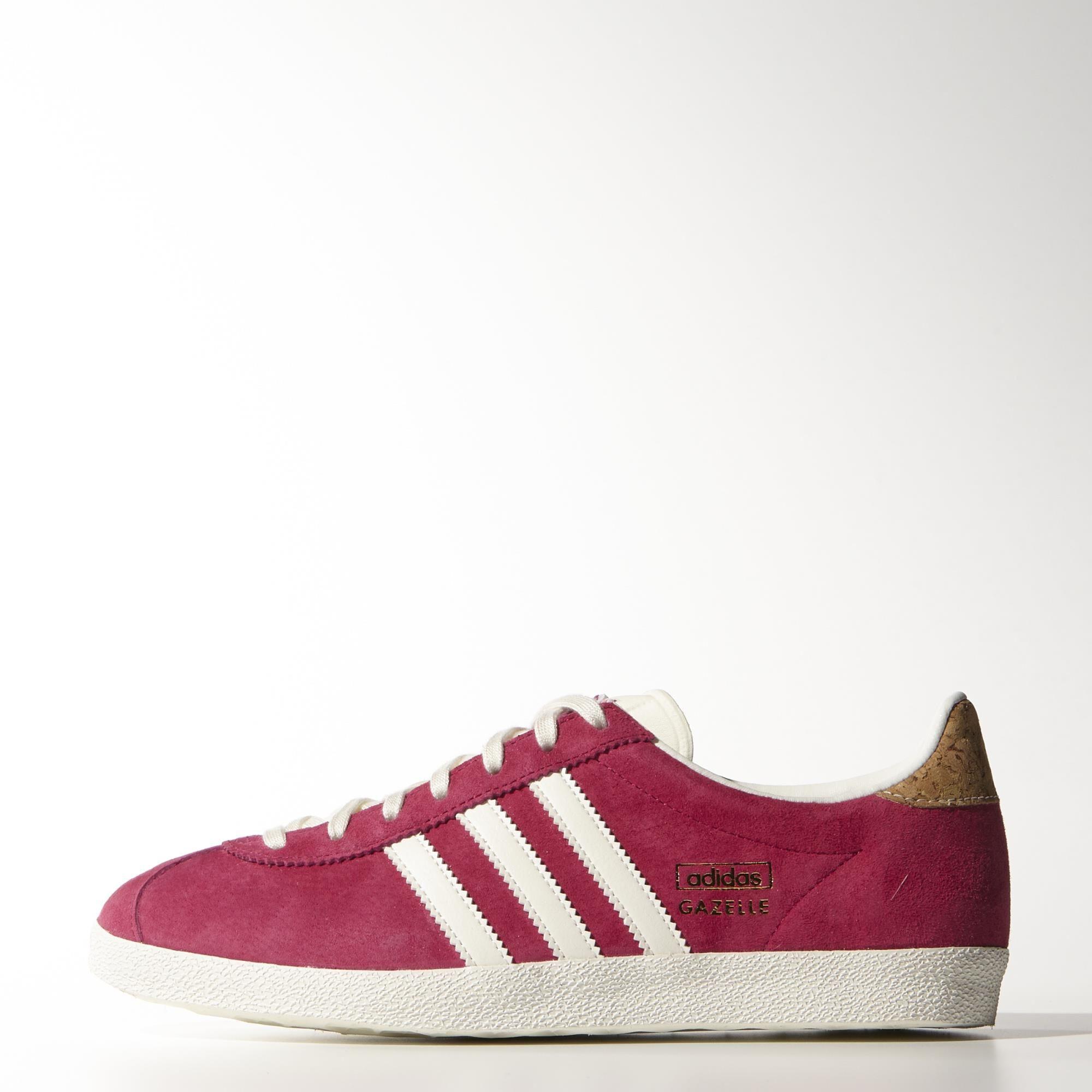 adidas gazelle rosas 35