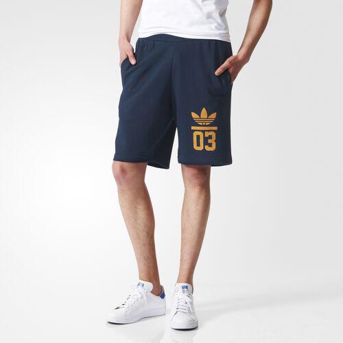 adidas - Hommes 3-Foil Shorts Collegiate Navy S18621