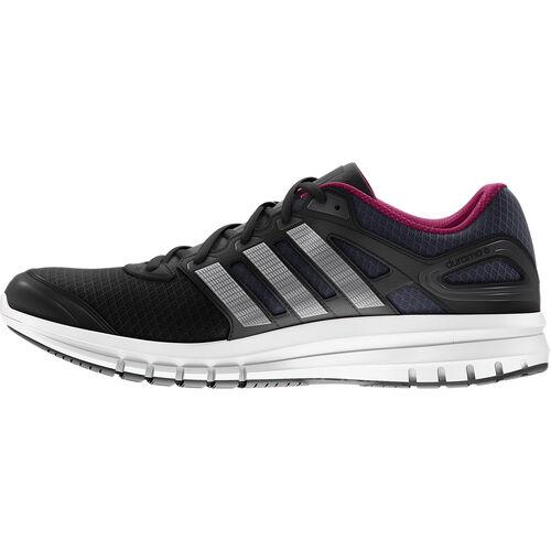 adidas - Femmes Duramo 6 Shoes Black / Tech Grey Metallic D66283