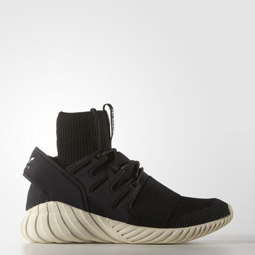 adidas - Men's Tubular Doom Primeknit Shoes Core Black/Cream White S74921