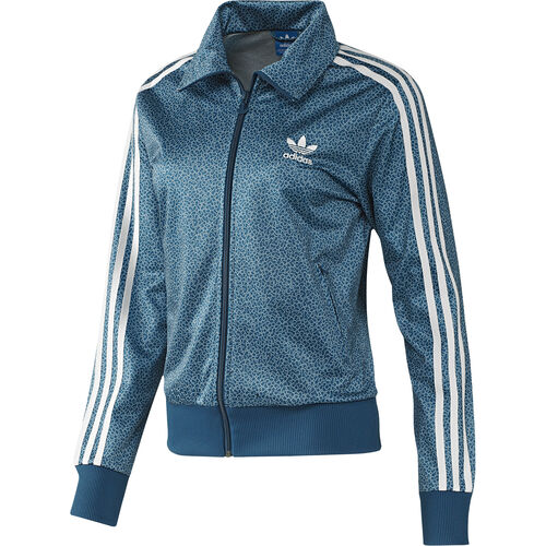 adidas - Femmes Firebird Track Top Tribe Blue / Running White F78294