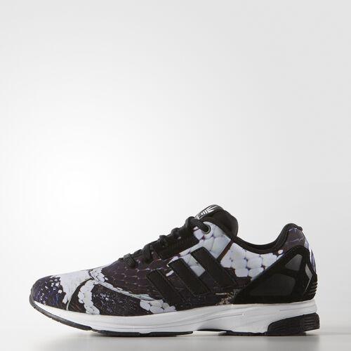 adidas - Femmes ZX Flux Tech Shoes Core Black/Core Black/White S81526