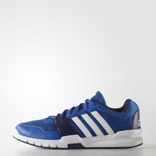 adidas - Men's Essential Star .2 Shoes Blue / White / Solar Blue B33190