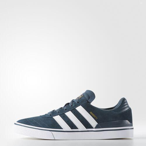 adidas - Men's Busenitz Vulc Shoes Midnight / White / Gold Met. D68839