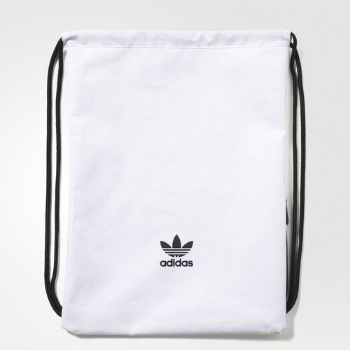 adidas - Men's Gym Sackpack white AZ4069