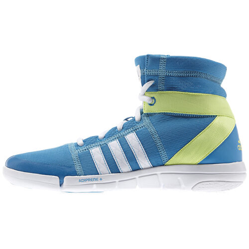 adidas - Women's Kayley LW Shoes Solar Blue / Running White / Glow D66318