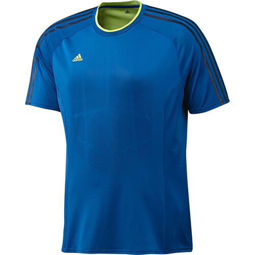 adidas - Men's Nitrocharge 1.0 Training Jersey Blue Beauty / Electricity / Collegiate Navy G72544