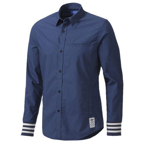 adidas - Men's RCII Shirt St Dark Slate / White Vapour G77302