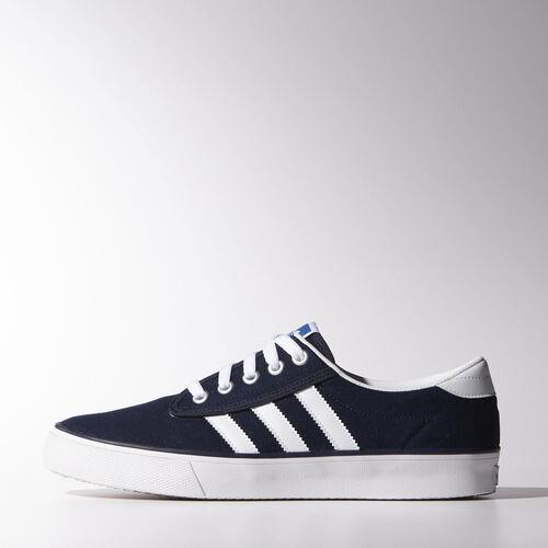 adidas - Men's Kiel Shoes collegiate navy / ftwr white / bluebird M20318