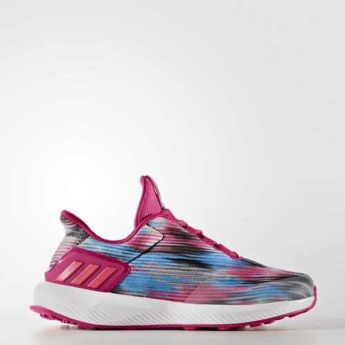 adidas - RapidaRun Uncaged K BOLD PINK/SUPER PINK F15/CORE BLACK BY8968