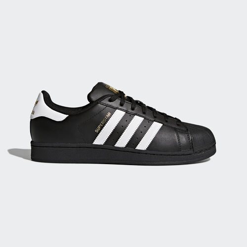 adidas - Hommes Superstar Foundation Shoes Core Black/White B27140