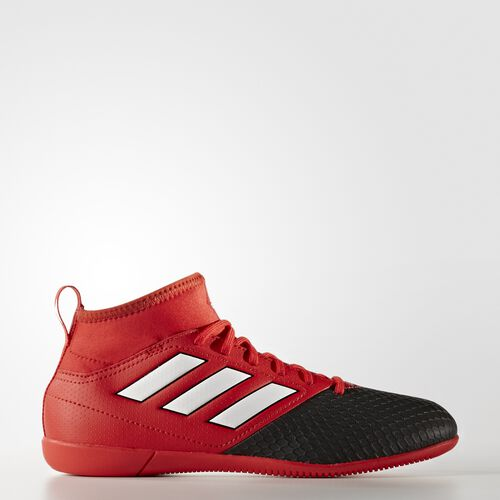 adidas - ACE 17.3 Primemesh Indoor Shoes Red  /  Running White  /  Black BA9231