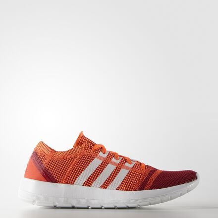 adidas - Men's Element Refine Tricot Shoes Power Red / Ftwr White / Solar Red B33312