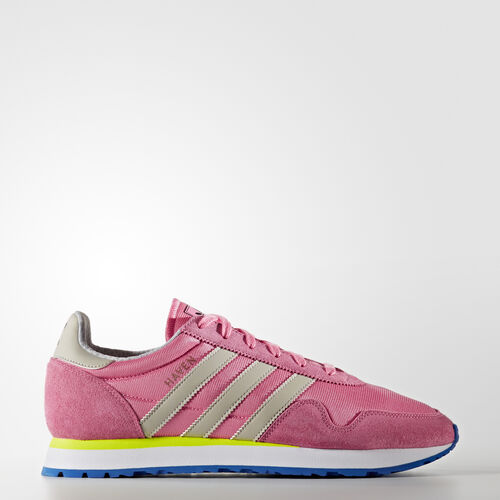adidas - Tenis Haven Easy Pink/Clear Granite/Solar Yellow BB2898