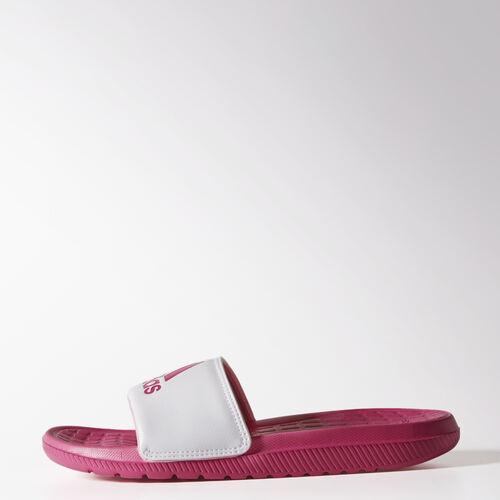 adidas - Women's Voloomix Slides Pink/Light Pink/Ftwr White B36053