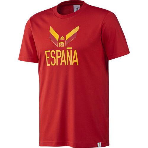 adidas - Hommes Spain Tee Poppy F39514