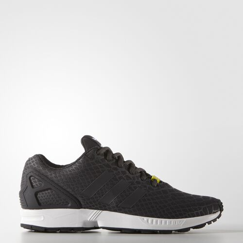 adidas - Hommes ZX Flux Techfit Shoes Shadow Black/Shadow Black/White S75488