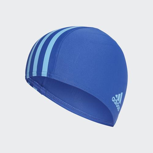 adidas - Youth Swim Cap Blue/Solar Blue M66934