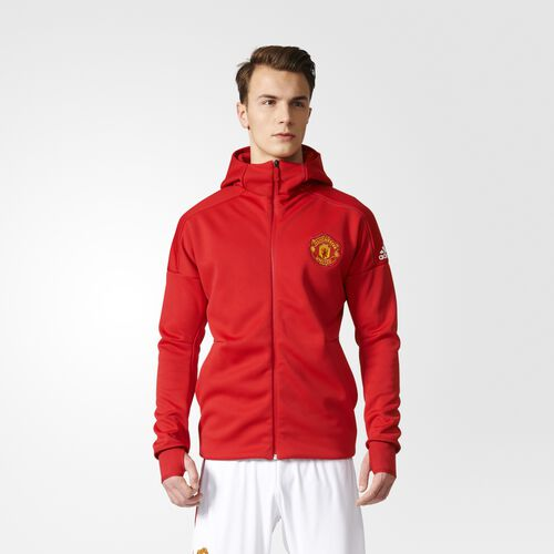 Men's Manchester United Anthem Z.N.E. Hoodie Adidas
