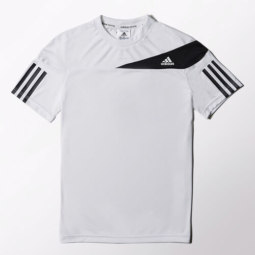 adidas - Youth Response Tee White/Black S15850
