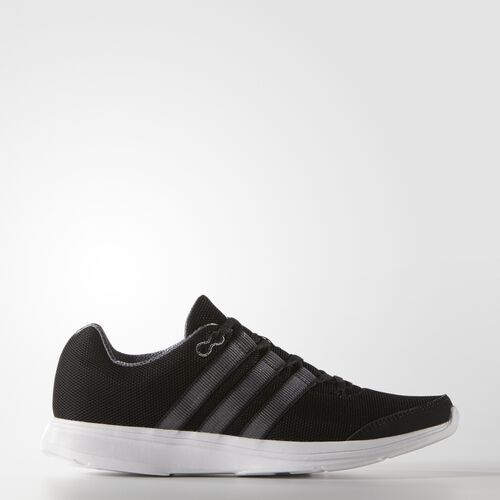 adidas - Men's Lite Runner Shoes CBLACK/FTWWHT/VISGRE AF6601