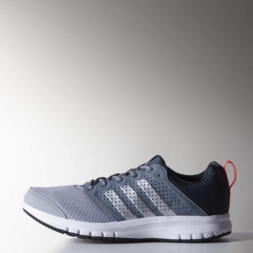 adidas - Men's Madoru Shoes Vista Grey S15 / Silver Met. / Solar Red M21577