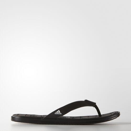 adidas - Men's Caverock Slides Core Black/Footwear White S31679