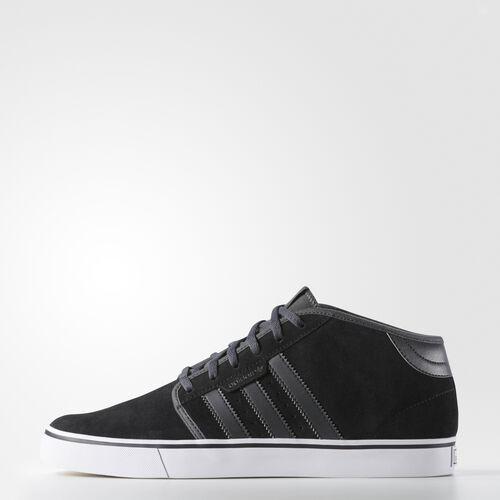 adidas - Men's Seeley Mid Shoes Core Black / Dgh Solid Grey / White D68884