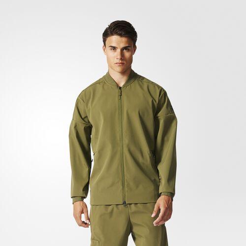 adidas - Hommes adidas Z.N.E. Track Jacket Olive Cargo B49253