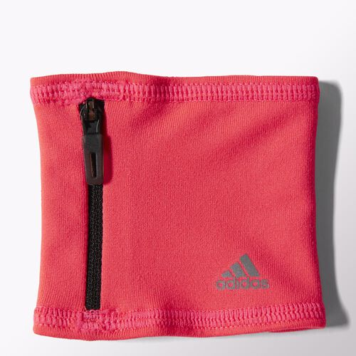 adidas - Climalite Running Wristband Flash Red  / Flash Red  / Reflective Silver S22649