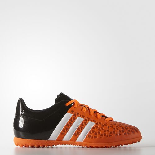 adidas - Enfants Ace 15.3 Turf Shoes Solar Orange/White/Core Black S83225