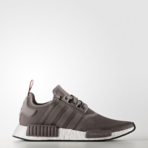 adidas - Hommes NMD_R1 Shoes Tech Earth/Tech Earth/White S81881