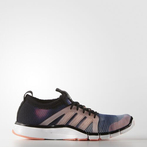 adidas - Women's Core Grace Shoes Core Black/White/Sun Glow AQ5337