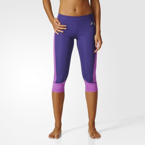adidas - Femmes Techfit Capri Unity Purple F16/Shock Purple F16 AY4313