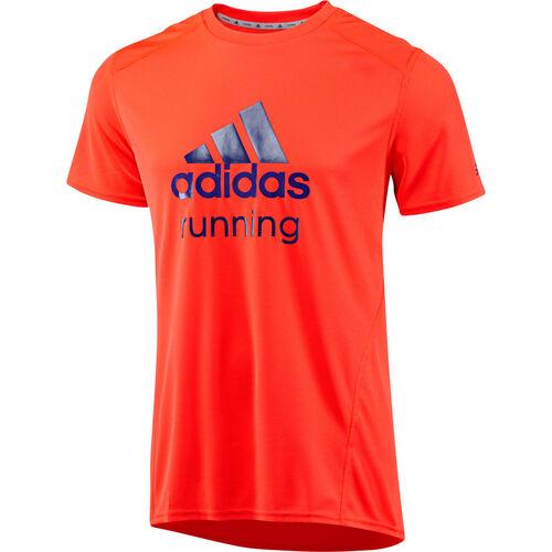 adidas - Men's Energy Run Tee Infrared G79402