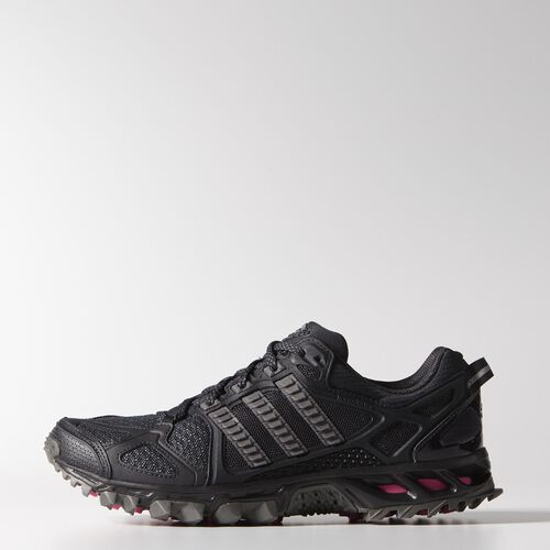 adidas - Women's Kanadia TR 6 Shoes Night Grey / Granite / Solar Pink M18454