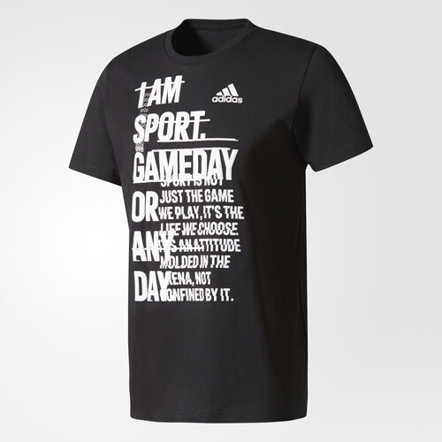 Men's ID Athletics Mantra Tee Adidas
